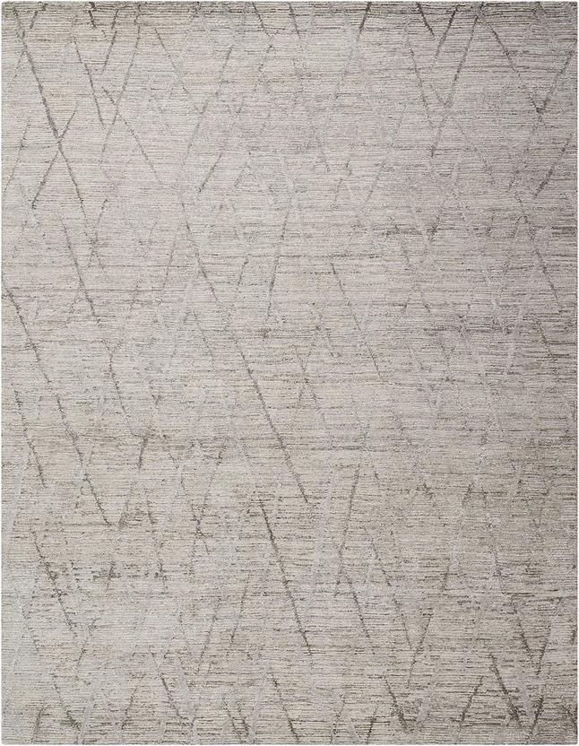 Ocean-OCP02-STONE Hand-Knotted Area Rug