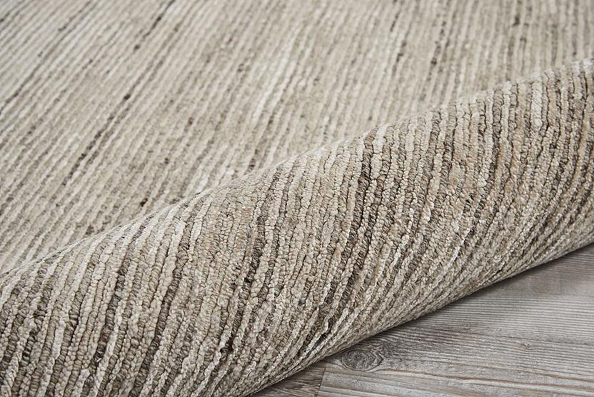 Ocean-OCS01-SAND Hand-Knotted Area Rug collection texture detail