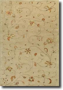 Transitions-RT892-Beige Hand-Tufted Area Rug
