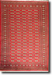 Bokhara-Mori-1050-18-Red Hand-Knotted Area Rug