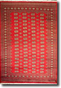 Bokhara-Mori-1055-20-Red Hand-Knotted Area Rug