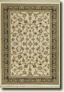Tashkent-170J-Beige Machine-Made Area Rug