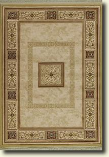 Tashkent-562W-Ivory Machine-Made Area Rug