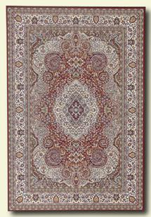 Tashkent-112R-Red Machine-Made Area Rug