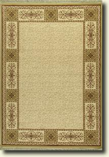 Tashkent-51J-Beige Machine-Made Area Rug