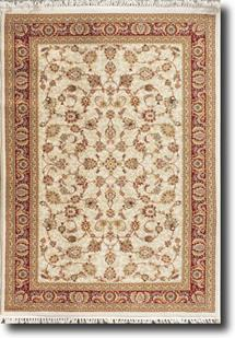 Tashkent-170i Machine-Made Area Rug