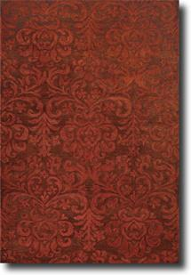 Filigree CP-9225-500-Persimmon Hand-Tufted Area Rug