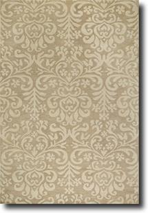 Filigree CP-9225-650-Natural Hand-Tufted Area Rug
