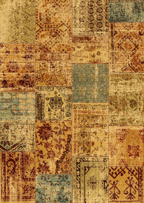 Lagoon 68312 8080 machine made area rug alexanian for Alexanian area rugs