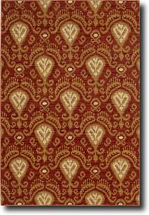 Crossroads-38260-15118 Machine-Made Area Rug