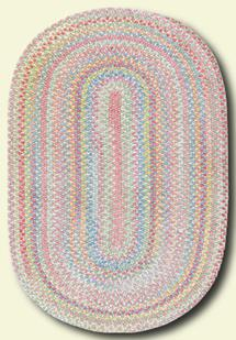 Cutting Garden Oval-0450-240-Grass Braided Area Rug