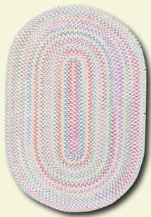 Cutting Garden Oval-0450-610-Lily Braided Area Rug