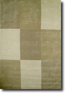 Abacus-7035-Beige Hand-Tufted Area Rug