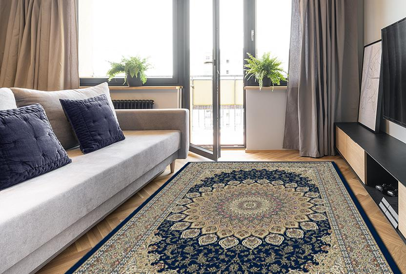 Agra SD-57090-3484 Room Lifestyle Machine-Made Area Rug detail