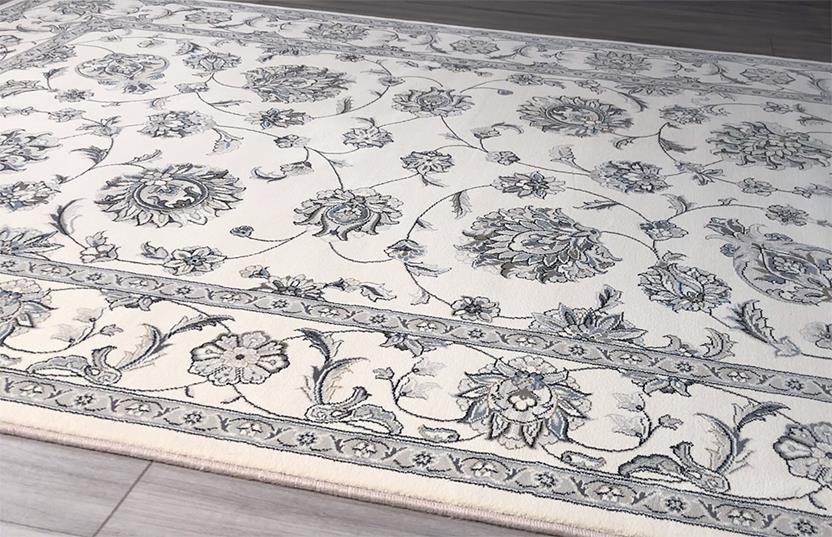 Agra SD-57365-6666 Machine-Made Area Rug collection texture detail