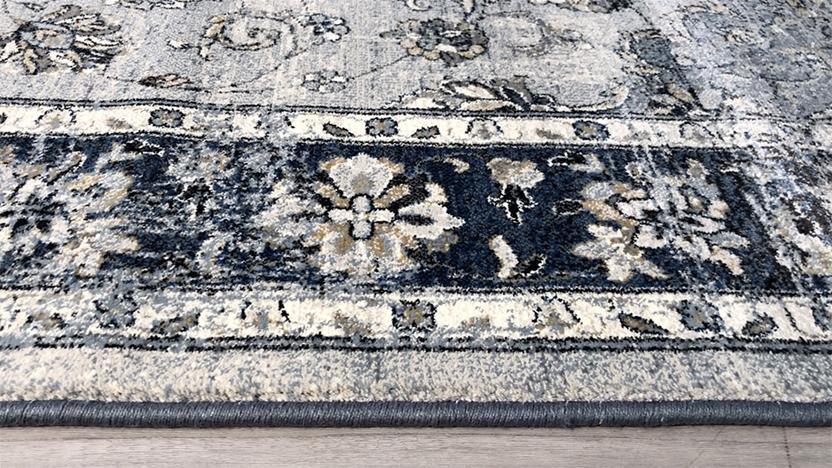 Agra SD-57559-9686 Machine-Made Area Rug collection texture detail