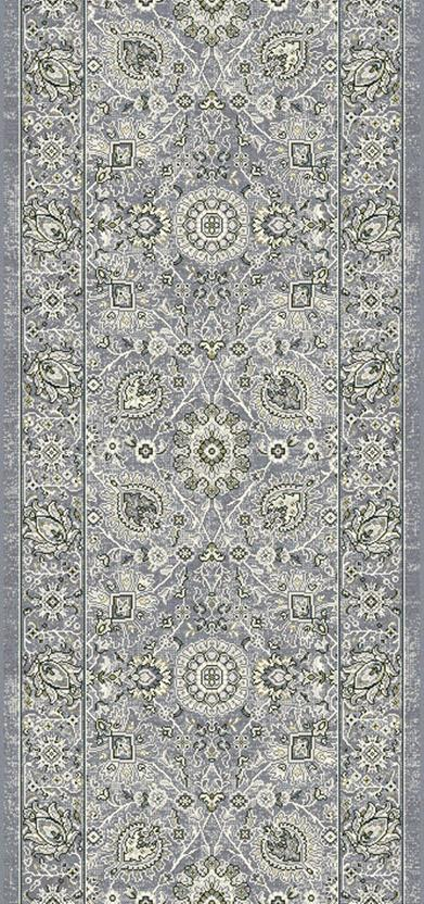Agra SD-57125-4646 Runner Machine-Made Area Rug detail