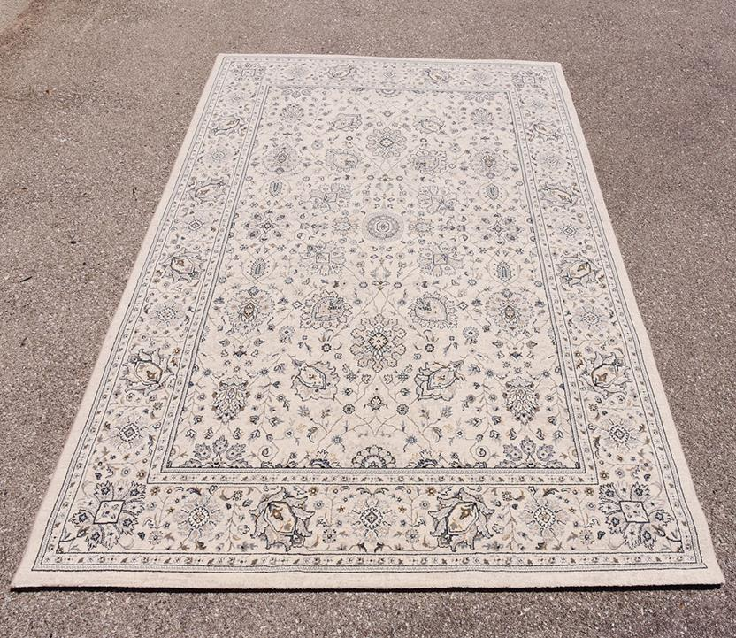 Agra SD-57125-6666 Machine-Made Area Rug collection texture detail