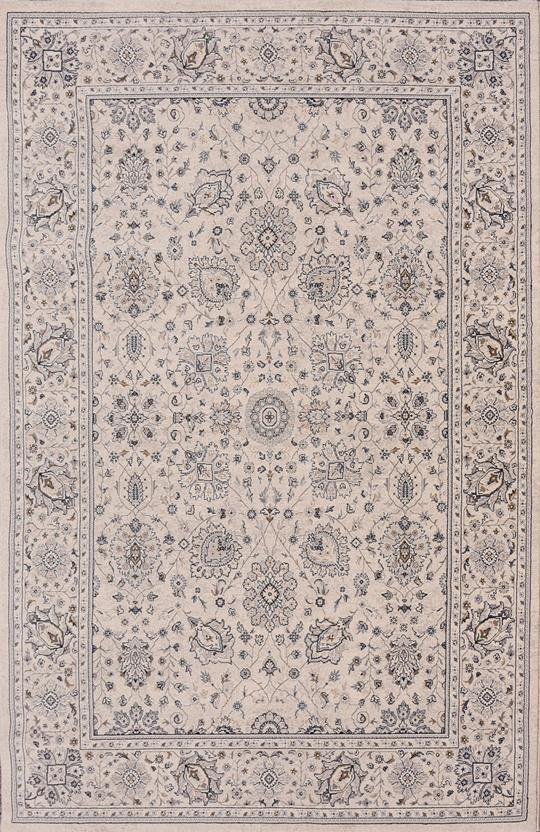 Agra SD-57125-6666 Machine-Made Area Rug
