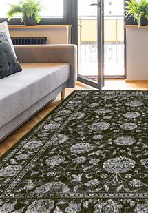 Agra SD-57126-3636 Machine-Made Area Rug