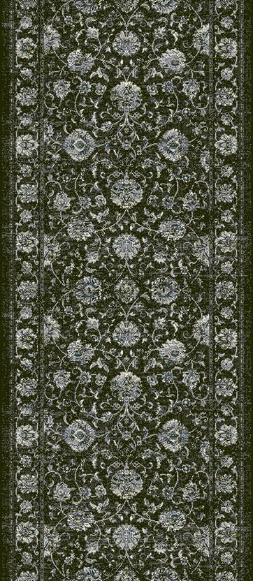 Agra SD-57126-3636 Runner Machine-Made Area Rug detail