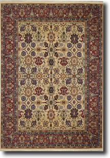 English Manor-2120-505 Machine-Made Area Rug