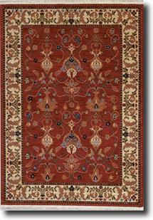 English Manor-2120-510 Machine-Made Area Rug