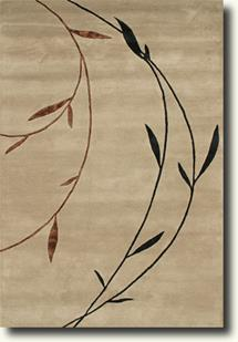 Artisan Studio-Japan-80043-Linen Hand-Tufted Area Rug