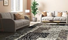 Bolero-63020-4343 Room Lifestyle Machine-Made Area Rug detail