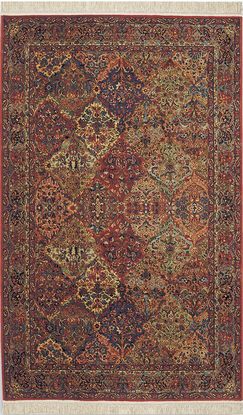 Original Karastan-700-717 Machine-Made Area Rug