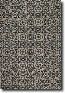 Bolero-63038-6333 Machine-Made Area Rug