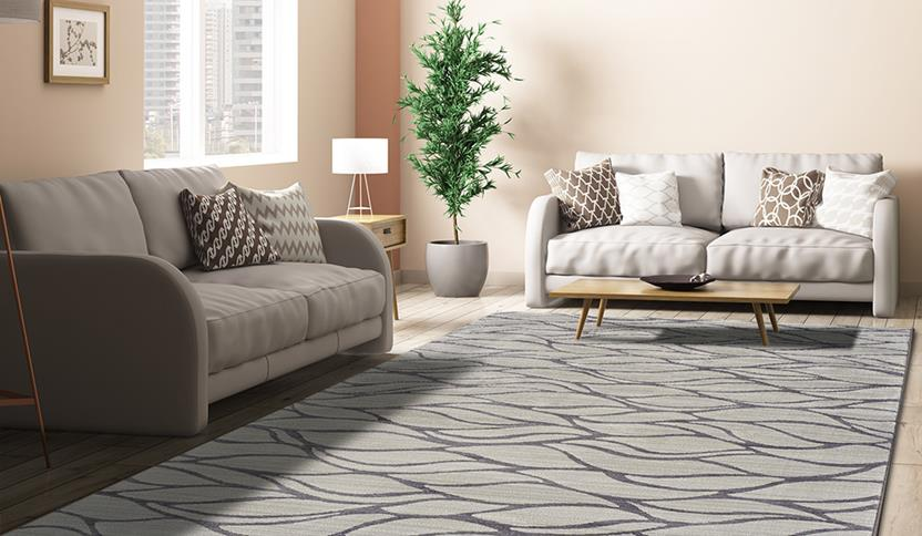 Bolero-63064-7696 Room Lifestyle Machine-Made Area Rug detail