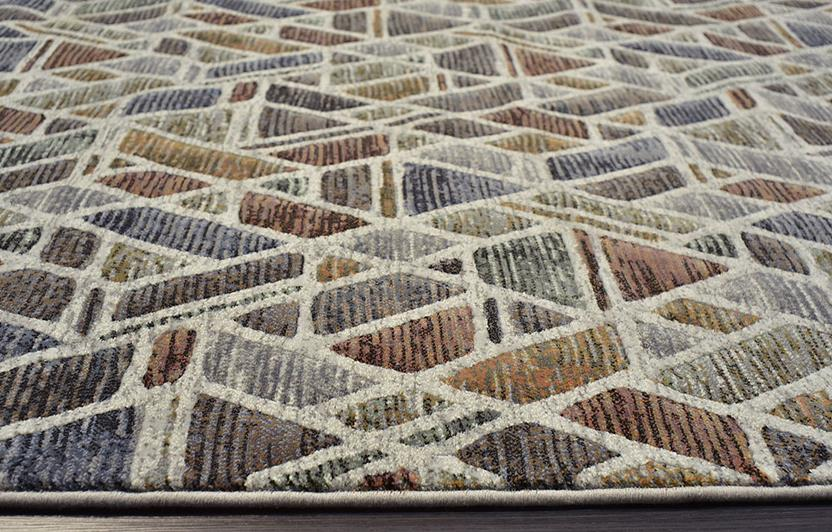 Bolero-63398-7626 Machine-Made Area Rug collection texture detail