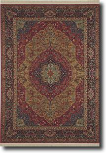 Original Karastan-700-718 Machine-Made Area Rug