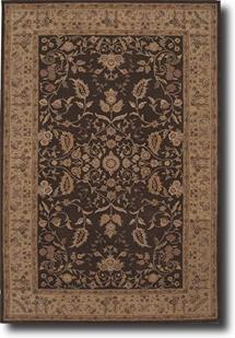 Heritage Hall-HE05-BRN Hand-Tufted Area Rug