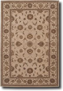 Heritage Hall-HE08-IV Hand-Tufted Area Rug