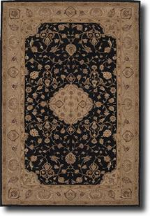 Heritage Hall-HE10-BLK Hand-Tufted Area Rug