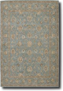 Heritage Hall-HE15-AQU Hand-Tufted Area Rug