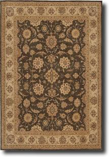 Heritage Hall-HE18-SAB Hand-Tufted Area Rug