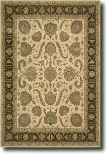 Heritage Hall-HE19-BGE Hand-Tufted Area Rug