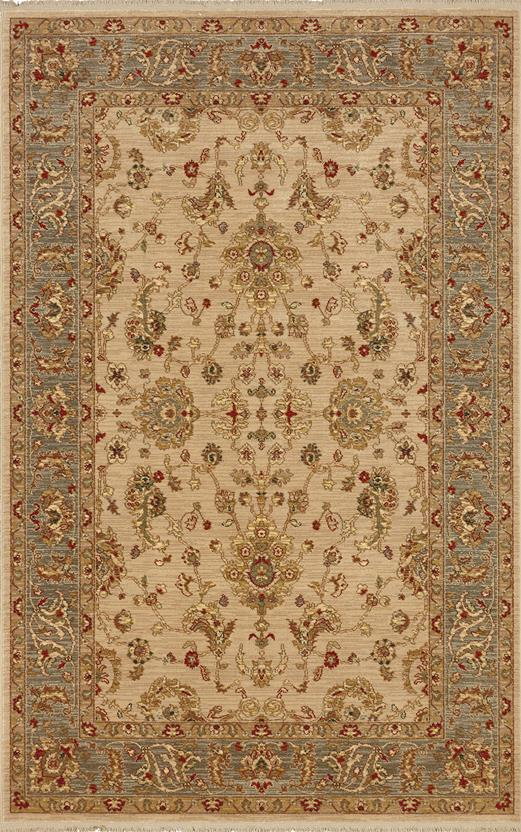 Shapura-535-16007 Machine-Made Area Rug