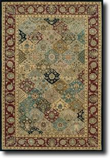 Nourison 2000-2101-MTC Hand-Tufted Area Rug