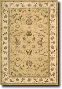 Nourison 3000-3104-YEL Hand-Tufted Area Rug