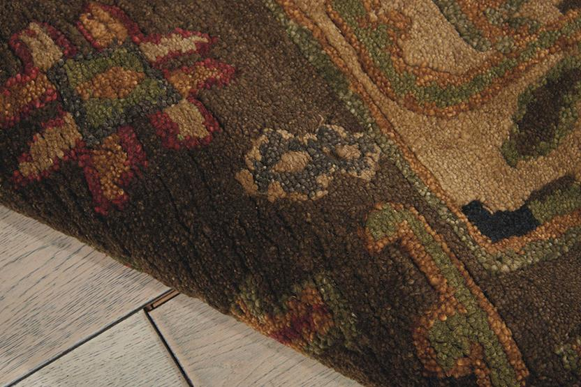 Tahoe-TA01-BGE Hand-Knotted Area Rug collection texture detail