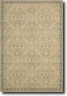 Riviera-RI01-SAN Machine-Made Area Rug