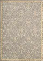 Riviera-RI02-BL Machine-Made Area Rug