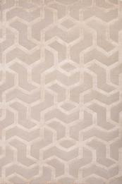 J2-J265-White Ice Ivory Mist Hand-Knotted Area Rug