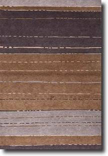 J2-J255-Gray Brown Hand-Knotted Area Rug