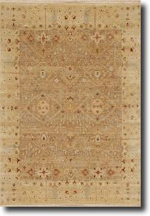Opus-OP17-Oatmeal Soft Gold Hand-Knotted Area Rug