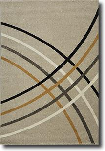 Como-11173-Bone Machine-Made Area Rug